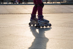 Roller blade Stock Photography