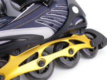 Roller blade Royalty Free Stock Image