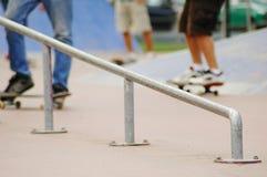 Roller blade park #1 Stock Image
