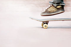 Roller blade park #15 Stock Images