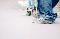 Roller blade park #16 Stock Photos