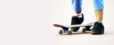 Roller blade park #17 Stock Photography