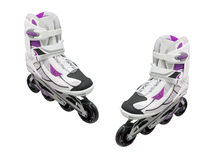 Roller blades Stock Photography