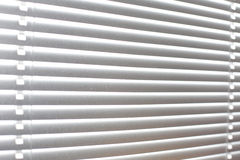 Roller blinds texture and background.  Stock Photo