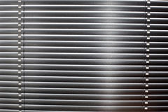 Roller blinds texture and background.  Stock Image