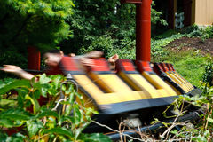 Roller Coaster Royalty Free Stock Photos