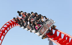 Free Roller Coaster Royalty Free Stock Photo - 19793875