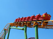 Roller-coaster Stock Photography