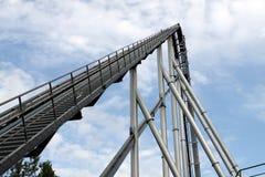 Roller coaster Imagen de archivo libre de regalías