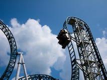 Roller coaster Fotos de archivo