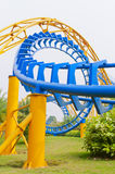 Roller Coaster stock image
