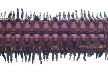 roller coaster foto de stock royalty free
