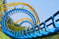 Free Roller Coaster Royalty Free Stock Photos - 24676798