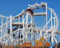 Free Roller Coaster Royalty Free Stock Photography - 2512317