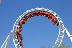 Roller Coaster 3 Stock Photography
