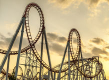 Free Roller Coaster Royalty Free Stock Photos - 37114768