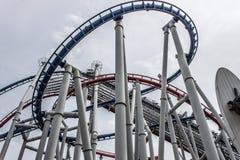 Roller coaster Imagen de archivo