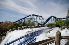 Roller coaster Fotografía de archivo