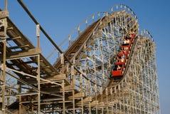 Roller coaster imagens de stock