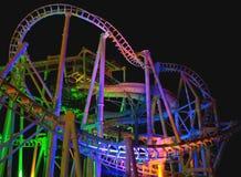Roller coaster imágenes de archivo libres de regalías