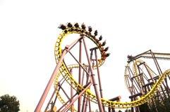 Free Roller Coaster Royalty Free Stock Photos - 6421108