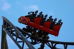 Roller coaster Imagens de Stock Royalty Free