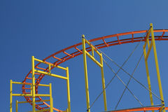 Roller Coaster II Stock Photography