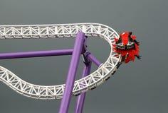 Roller coaster na terra de prazer Groena Lund #1 Fotografia de Stock