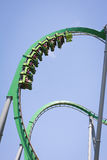 ROLLER COASTER UNIVERSAL ORLANDO Royalty Free Stock Images