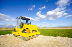 Roller compacto Royalty Free Stock Photography