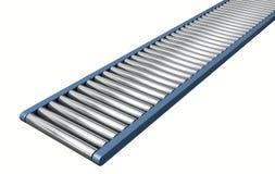 Roller Conveyor Stock Photography