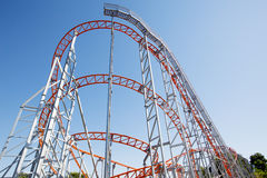Roller Coster Stock Image