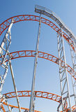 Roller Coster Royalty Free Stock Photos
