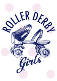 Roller Derby Royalty Free Stock Images