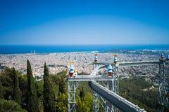 Roller over Barca Stock Photos