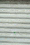 Roller shutter door Stock Photo