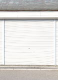 Roller shutter door Stock Photography