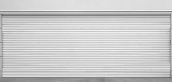 Roller shutter door Stock Images