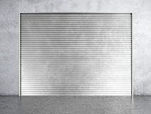 Roller shutter door Stock Photos