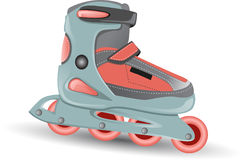 Roller skate Royalty Free Stock Photography