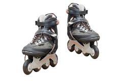 Roller skate. Image of roller skate under the light background royalty free stock image