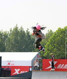 Roller skater Royalty Free Stock Image