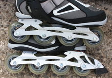 Roller skates Stock Photos