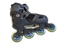 Roller skates. For sports and cheerful rest Stock Photo