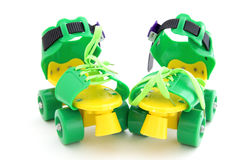 Roller skates Stock Photography