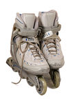 Roller skates. Royalty Free Stock Photography