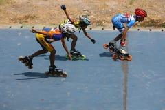 Roller skates Stock Photography