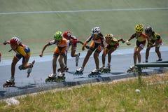 Roller skates Stock Photos