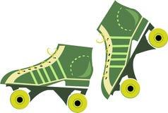Roller Skates Stock Image