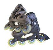 Roller skates for sports Stock Images